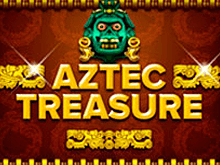 Aztec Treasure — аппарат с бонусами