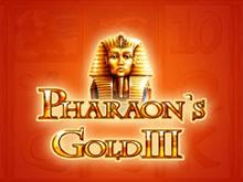 Игровой автомат на деньги Pharaohs Gold III