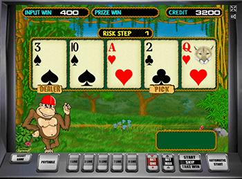 Игровые автоматы на деньги Crazy Monkey