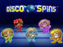 Казино на деньги Disco Spins