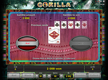 Игровые автоматы на деньги Gorilla
