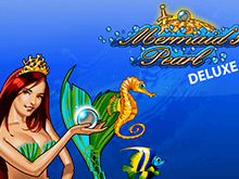 Автоматы с бонусами Mermaid's Pearl Deluxe