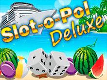 Автоматы с бонусом Slot-o-pol Delux