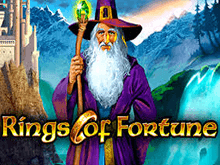 Играть в мобильную версию в автомат Rings Of Fortune